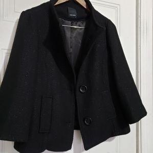 Wool mix Vera moda belista short jacket siz